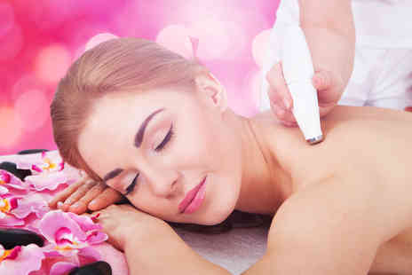 Laylas Beauty - Three sessions of IPL on 2 medium areas - Save 80%