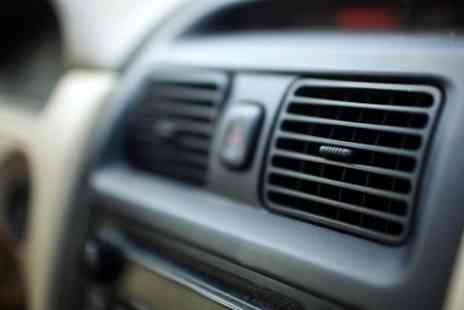 Promech Garage Services - Car Air Conditioning Service with Re Gas - Save 40%