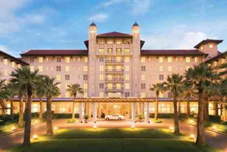Hotel Galvez and Spa -  Historic AAA 4 Diamond stunner on the Gulf shores of Galveston Stay - Save 0%