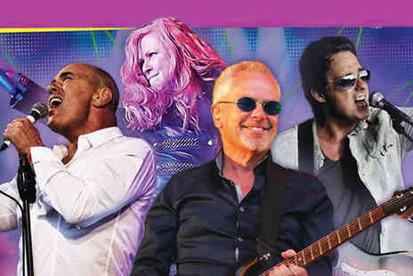 Live Promotions Events - Two tickets to Lcons of the 80s - Save 50%