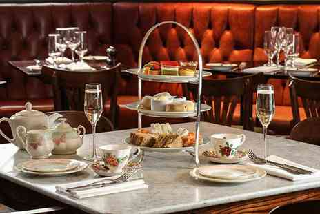 Reform Social and Grill - Traditional afternoon tea for two - Save 49%