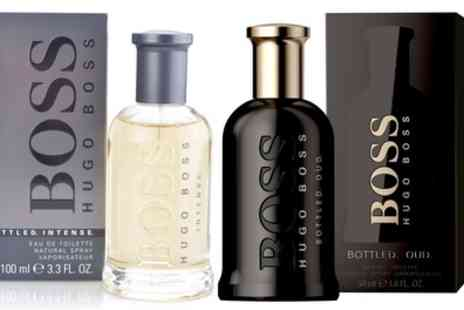 Groupon Goods Global GmbH - Hugo Boss Fragrance in Choice of Scent - Save 38%