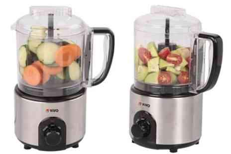 Groupon Goods Global GmbH - Multifunction Food Processor - Save 74%