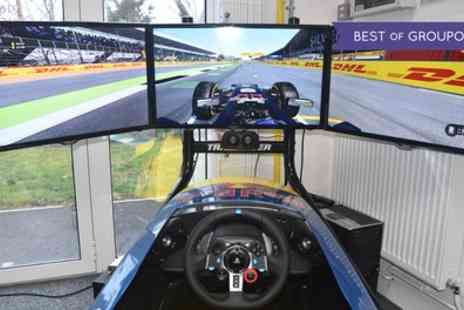 Sim 2 do - 30 Minutes in Formula One Simulator on Weekday or Weekend - Save 0%