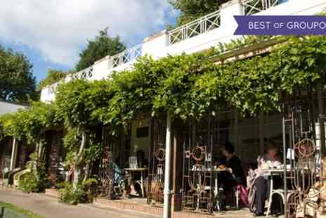 La Petite Petanque - Afternoon Tea for Two or Four - Save 47%