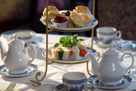 The Bruce Hotel - Afternoon Tea with Prosecco for Two or Four In the Skye Lounge - Save 0%