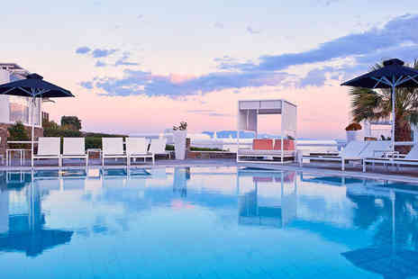 Archipelagos Hotel - Five Star Stay in a Premium Double Sea View Room - Save 50%