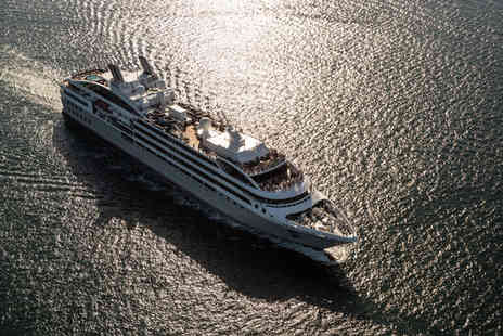 Ponant Le Soleal UK Cruise - Depart from Portsmouth & Stay in a Prestige Stateroom Deck 4 - Save 0%
