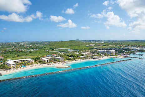 Sunscape Curaçao Resort Spa & Casino - Four Star Stay in a Premium Deluxe Ocean Front plus All Inclusive - Save 69%