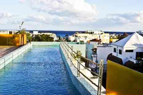 Be Playa Hotel - Playa del Carmen Boutique Hotel Stay - Save 0%