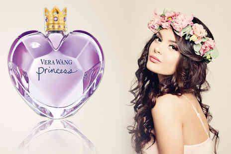 Deals Direct - 100ml bottle of Vera Wang Princess eau de toilette - Save 65%