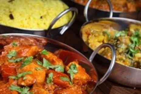 Eastern Spice - Indian Takeaway For Four - Save 33%