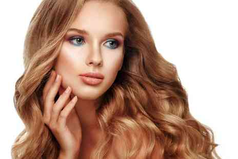Rivaj Hair and Beauty - London hair cut & Brazilian blow dry - Save 58%