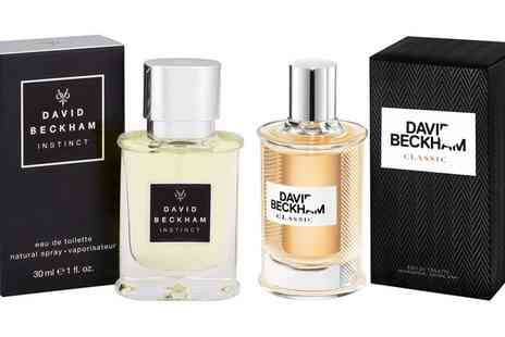Groupon Goods Global GmbH - David Beckham Fragrance in Choice of Scent - Save 58%