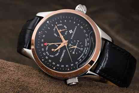 Groupon Goods Global GmbH - Mens Theorema Paragon Watch With Free Delivery - Save 74%