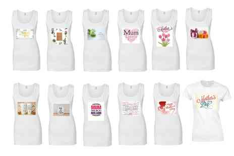 Groupon Goods Global GmbH - Womens Mothers Day Vest - Save 0%