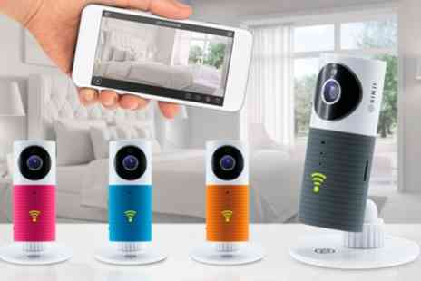Groupon Goods Global GmbH - Sinji Wireless Smart WiFi Camera - Save 68%