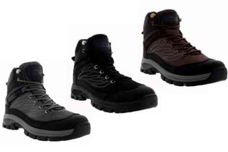 Groupon Goods Global GmbH - Mens Explorer Roof Ankle Boots - Save 0%