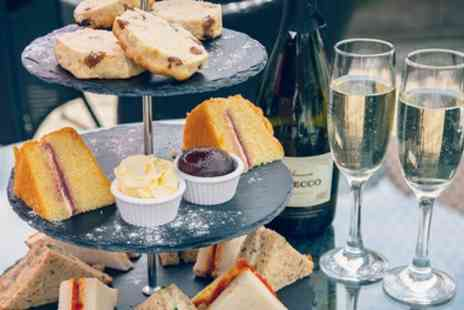 The Bay Horse - Afternoon Tea with Optional Glass of Prosecco Each for Up to Six - Save 68%