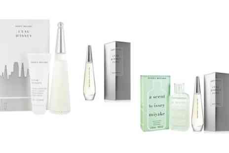 Groupon Goods Global GmbH - Issey Miyake Fragrance or a Gif - Save 22%