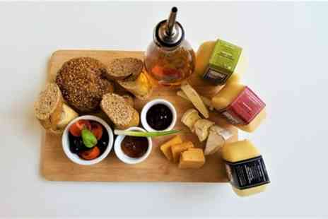 Cariad Cafe - Welsh Cheese Ploughmans and Choice of Coffee for Two or Four - Save 44%