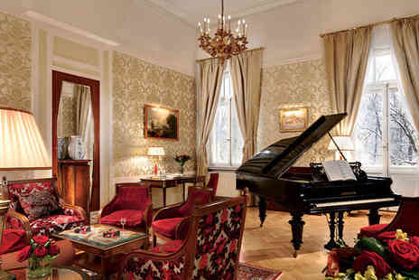 Belmond Grand Hotel Europe - Five Star Stay in a Superior Double Room With Breakfast - Save 46%