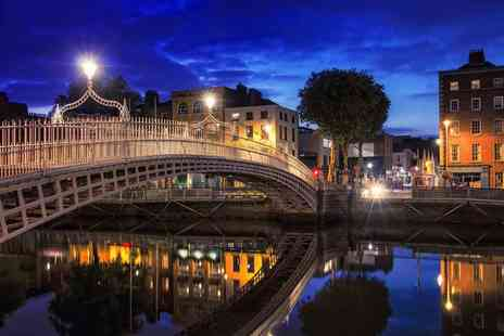 Weekender Breaks - Two or three night Dublin spa break including flights - Save 27%