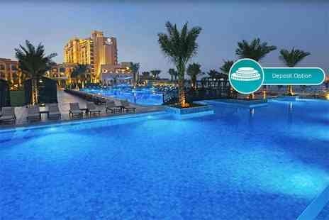 Weekender Breaks - Five Star all inclusive Ras al Khaimah break & flights - Save 21%