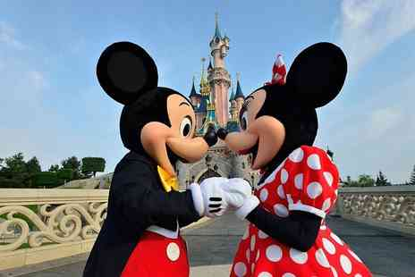 Weekender Breaks - Two, three or four night Disneyland Paris trip including flights & one day two park entry - Save 38%