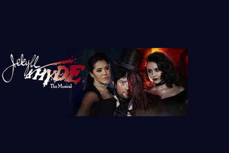 Grand Opera House - One ticket to Jekyll and Hyde from Belfast Operatic Company - Save 40%