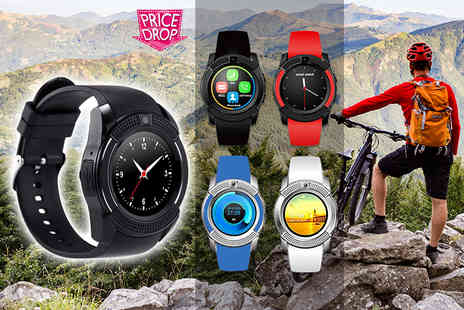TLD Marketing - 11 in 1 Next Gen Android Bluetooth sports watch - Save 84%