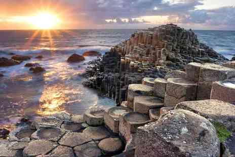 Ulster Tours - Giants Causeway bus tour for one or two - Save 50%