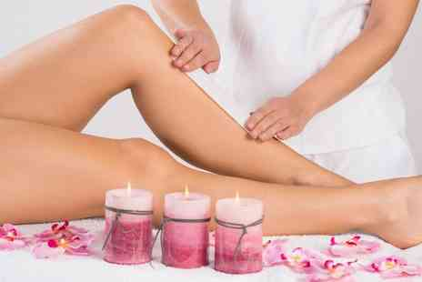 Nails To Be Seen - Leg, underarm & bikini wax - Save 71%