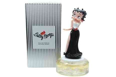 Groupon Goods Global GmbH - Betty Boop Angel EDP 75ml Spray - Save 5%