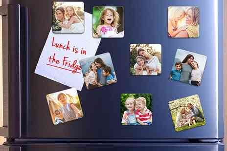 Photo Gifts - Photo Magnets - Save 86%