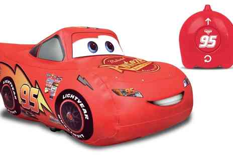 Groupon Goods Global GmbH - Bladez Inflatable Lightning McQueen - Save 50%