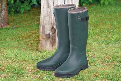 Groupon Goods Global GmbH - Mens Rubber Wellington Boots - Save 60%