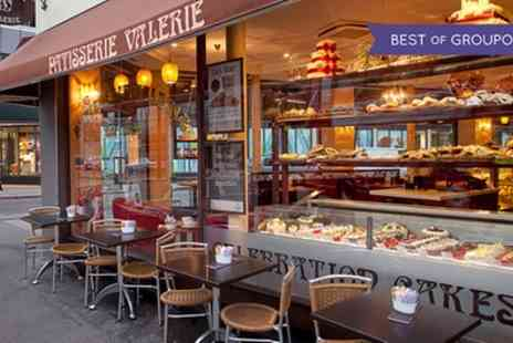 Patisserie Valerie - Choice of Celebration Cake - Save 65%