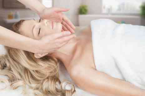 Heaven Hair and Beauty - Deluxe Facial with Back Massage - Save 0%