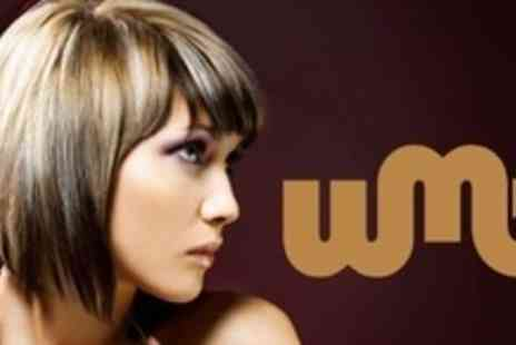 WMB Hair - Half Head Highlights With Cut and Conditioning Treatment Plus Blow Dry - Save 74%