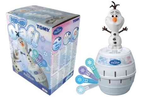 Groupon Goods Global GmbH - Tomy Pop Up Olaf - Save 0%