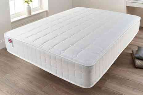 Groupon Goods Global GmbH - Orthopaedic Relax Mattress With Free Delivery - Save 73%