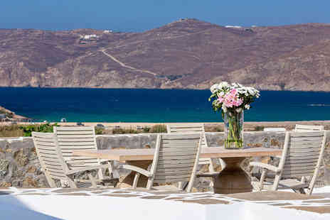 Terra Maltese - Four Star Stay in a Terra Superior Sea View Room plus Breakfast - Save 49%