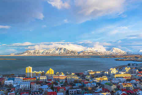 Icelandair Hotel - Four Star Stay in a Superior Room - Save 0%