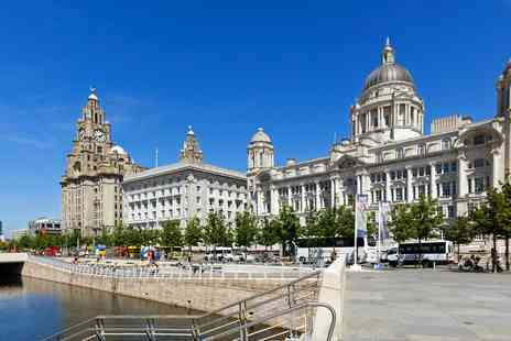 Liverpool City Tours - Sightseeing Open Top Bus Tour of Liverpool for 2 - Save 55%