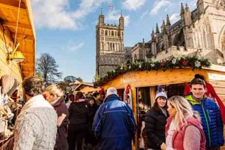 Exeter Cathedral - Exeter Cathedral Two Annual Passes And Guided Tour - Save 50%