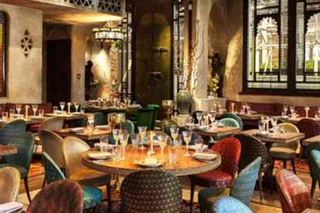 Momo Restaurant - Three Course Moroccan Lunch And Cocktail - Save 39%