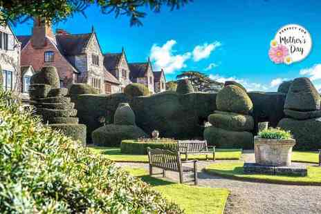 The Billesley Manor Hotel - Luxury spa day for two with a treatment each and use of leisure facilities - Save 0%