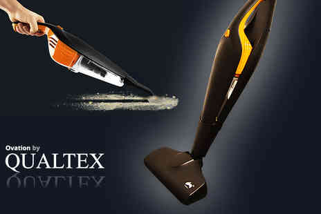 Qualtex UK - Cordless X6 Cyclone vacuum - Save 60%
