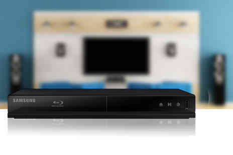 Renew Electronics - Samsung BD J4500 Blu Ray & DVD player - Save 37%